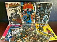 8 First Issue Lot BATMAN and the Outsiders #1 1983 NM+ 1st 0 Eternal Variants 52