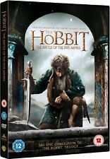 The Hobbit: The Battle of the Five Armies [2015] (DVD)