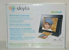 Skyla FS80 Memoir 8-Inch Scanning Digital Photo Frame