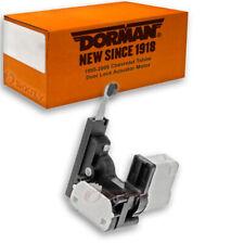 Dorman Rear Right Door Lock Actuator Motor for Chevy Tahoe 1995-2006 5.3L qe