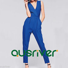 Unbranded Polyester Jumpsuits, Rompers & Playsuits for Women