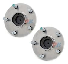 Pair Set 2 Front WJB Wheel Hubs for Lexus GS300 GS400 SC400 SC430 Toyota Supra