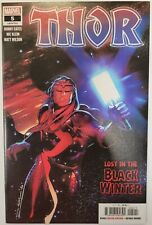 Thor #5 (2020) Black Winter 1st App 1st Print!!! Donny Cates N/M