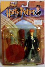 Harry Potter Gryffindor Ron 5'' Action Figure Set w/ Suction Cup Mosc Sealed