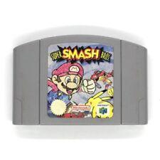 Nintendo Super Smash Bros.. Nintendo 64 Video Games