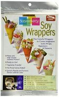 Yamamotoyama Assorted Soy Wrapper Half Sheet - 10 Sheets - 0.74 OZ (Pack of 1)
