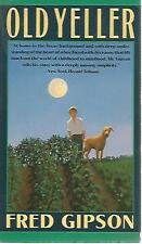 N73 Old yeller Fred Gipson Harper Perennial 1992 In inglese