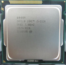 CPU PROCESSORE INTEL CORE i5-2320 6M Cache 3.0GHz up to 3.30 GHz LGA 1155 SR02L