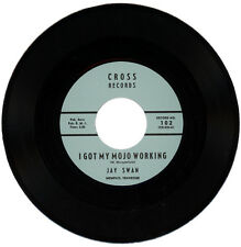 "JAY SWAN  ""I GOT MY MOJO WORKING c/w YOU DON'T LOVE ME""  R&B"