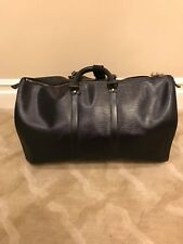 louis vuitton keepall 55 black