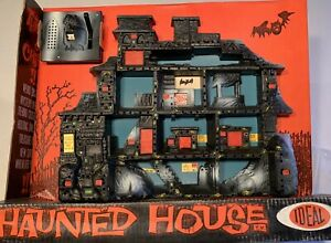 Extremely Rare Vintage 1963 Haunted House Game Ideal Complete & Ex Condition