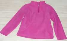 8111 - Pull polaire zip 8 ans rose NKY
