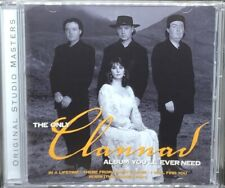 CLANNAD - THE ONLY CLANNAD ALBUM YOU'LL EVER NEED, CD ALBUM, (2004).