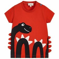Paul Smith Baby Red Cotton T-Shirt. 3 Month Brand New in Pack w/Labels. RRP £38