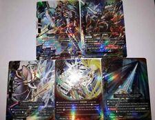 Future Card Buddyfight Gargantua Bladecentaur S-BT05 Secret Set