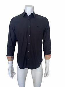 Burberry Nova check Shirt Black