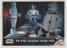 2016 Star Wars: The Force Awakens Series 2 Holofoil FN-2187 Guards Over Poe z7j