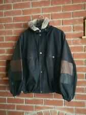 Vintage CP Company Ideas From Massimo Osti Jacket with Fur Trim & Liner 80s