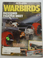 Airprogress Warbirds Magazine Duxford Fighter Meet December 1991 050415R