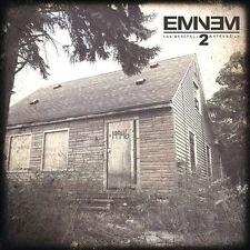 EMINEM-MARSHALL MAT/LP2(ED) CD NEW
