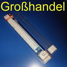 UV-C UVC OSRAM Puritec HSN L 24W Lampada Piedistallo 2 G 11 Teichklaerer