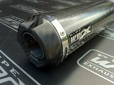 Honda CB 1300 Carbon Fibre GP, Carbon Outlet Race Exhaust Can, Silencer 300 mm
