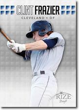 2013 Rize Draft Baseball (10) CARD LOT 24 Clint Frazier