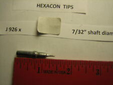 """Hexacon J 926x, swoldering tip, 7/32"""" diameter"""