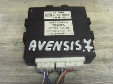 Toyota Avensis Verso M2  Steuergerät  89730-44010 237000-2520  (7)