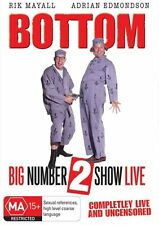 Bottom - Live 1995 - The Big Number 2 Show (DVD, 2010)