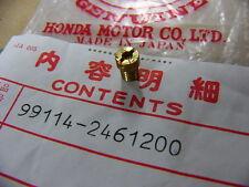 Honda CB 750 four k0-k6 gicleur principal (120) ORIGINAL NEUF
