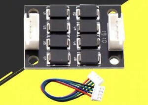 4pcs TL-Smoother Plus Addon Module For 3D Printer Accessories Filter