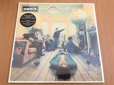 OASIS DEFINITELY MAYBE 2014 UK REMASTERED 180 Gr Vinyl 2LP + DOWNLOAD SEALED