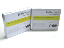 Pair - Startech HB30C4AB 4-port USB 3.0 Hub USB-C to 4x USB-A 5Gbps bus powered
