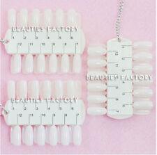 Decorazioni in plastica lucida per unghie