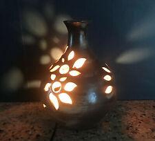 Magnifique Lampe Céramique Camos Vallauris 50s Capron Blin Jouve Ruelland Jolain