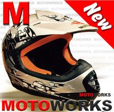 Motocross Medium Motorcycle Helmets