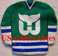 NHL Hartford Whalers Jersey Money Pouch1979-1992 Logo Vintage Sports Collectible