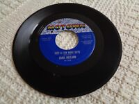 NORTHERN SOUL EDDIE HOLLAND JUST A FEW MORE DAYS/DARLING I HUM OUR SONG MOTOWN