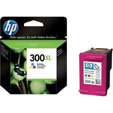 Genuine Original HP 300xl Tri Colour Ink Cartridge (CC644EE) | FAST DELIVERY
