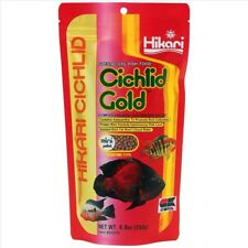 Hikari Cichlid Gold 250g MINI Size Pellet 3-4mm - Floating Tropical Fish Food