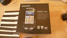 Garmin Edge 1000 mit Displayfehler funktioniert aber ohne Probleme