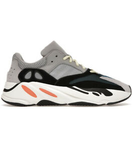 Adidas Yeezy Boost 700 Wave Runner Men's Size 13.5 Shoes Solid Grey [B75571]