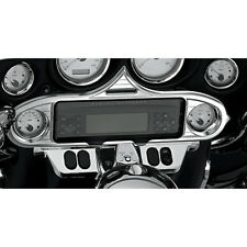 Kuryakyn Chrome Stereo Accent for 1996-2013 Electra/Street Glide