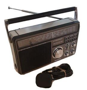 Panasonic RF-1405LBE Radio World Receiver FM MW LW SW Shortwave Tested Working