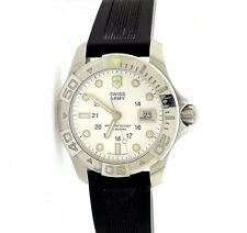 241038 VICTORINOX SWISS ARMY DIVE MASTER 500 WATCH Rubber Band Swimming #8921