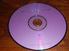 Women & Songs [Rhino] by Various Artists (CD, Apr-2004, Rhino (Label)) CD Only