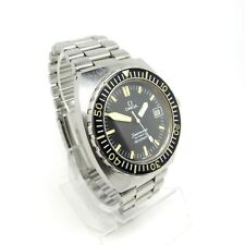 Omega Seamaster ST 166.0250 120 Metres Vintage Divers Bracelet Watch From 1978