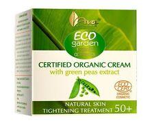 AVA Eco Garden organiczny krem groszkiem 50+/ organic cream with green peas