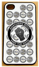 Northern Soul iPhone Cover, Keep The Faith Mobile Phone Cover, fits i4 i5 i6 i7